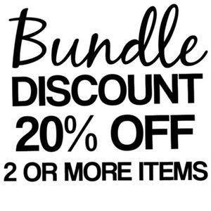 Bundle more save more!